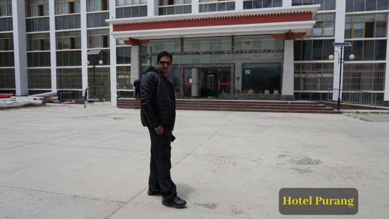 Hotel in Pur