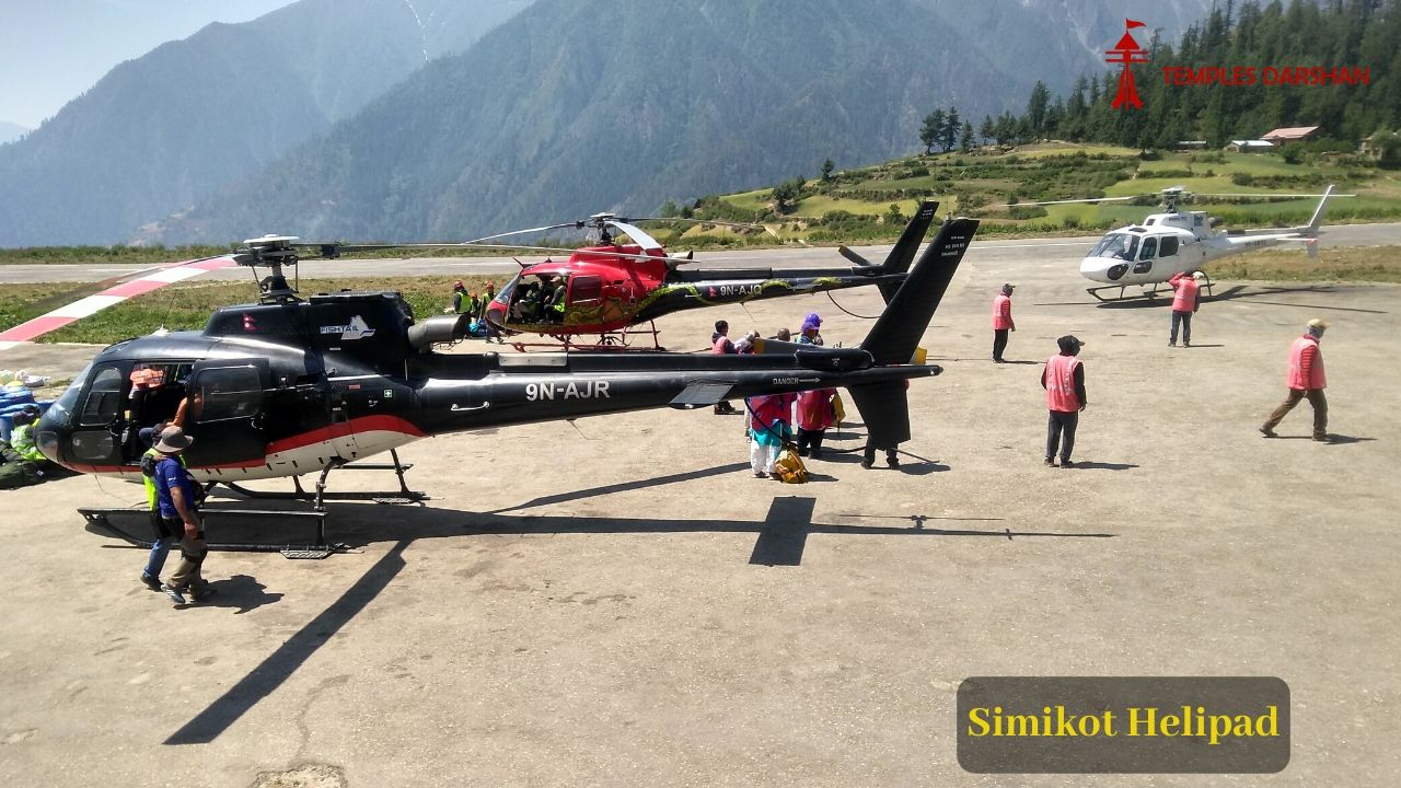 kailash yatra by helicopter